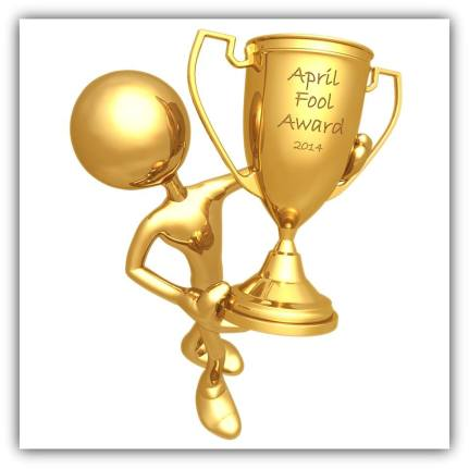 April Fool Award