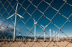 turbine fence